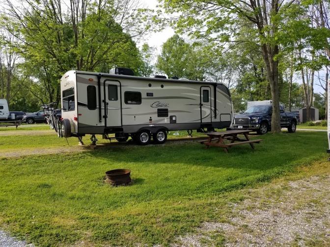 OH campsite