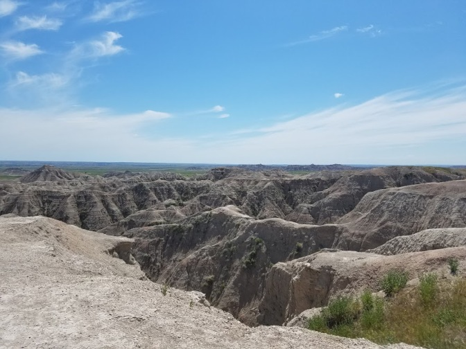 Badlands rocks 4