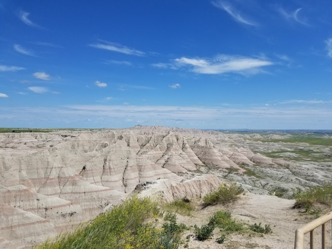 Badlands rocks 6