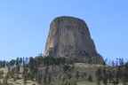 The Simple Mystery of Devil's Tower