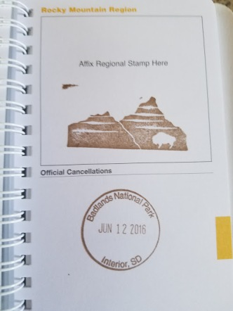 National Parks Passport