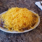 Days 6-7 – Barbecues and Skyline Chili, we've got the food pyramid covered!