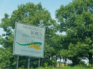 Welcome to Iowa