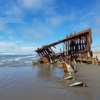 Our Pick on the Oregon Coast: Fort Stevens State Park