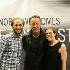 Just When This Jersey Girl Didn't Think Her Dreams Could Come True Any More…Meeting Bruce Springsteen!!