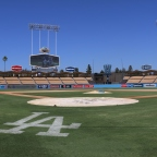 A Very Pleasant, Good Afternoon at Dodger Stadium