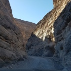 Death Valley: Four-Wheel Driving Through Titus Canyon