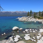 A Day on Lake Tahoe