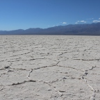 The Salt Flats of Badwater Basin, Death Valley National Park