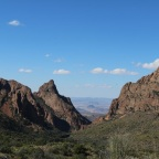 Big Bend: The Window Trail
