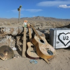 In God's Country: Where to Find U2's Joshua Tree