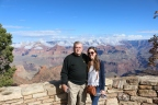 Some Grandfatherly Bonding Time at the Grand Canyon South Rim