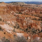 Walking Amongst the Hoodoos of Bryce Canyon