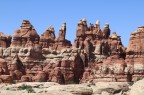 Canyonlands Needles District: Chesler Park Loop/Joint Trail
