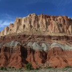 Scenery and Living History in Capitol Reef National Park