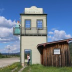 John and Katie's Alaska RV Trip 2017: Expensive Gas and a Little Vaudeville in Dawson City, Yukon