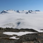 John and Katie's Alaska RV Trip 2017: On Top of the World via the Harding Icefield Trail